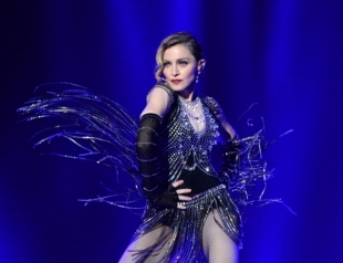 Мадонна в образе невесты снялась в новом клипе: смотрим первые кадры