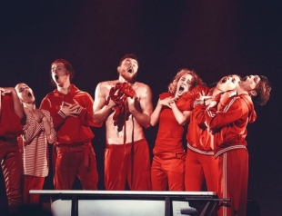 """Украинский театр """"Мизантроп"""" поедет на международный фестиваль в Эдинбурге"""