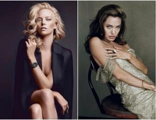 Шарлиз Терон рассказала всю правду о вражде с Анджелиной Джоли