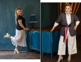 Как найти свой стиль девушке большого размера: советы модного блогера Майи Тульчинской