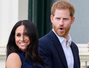 Принц Гарри выступил с официальным заявлением после родов Меган Маркл (ВИДЕО)