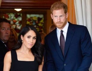Меган Маркл и принц Гарри поздравили матерей нежным снимком с сыном (ФОТО)