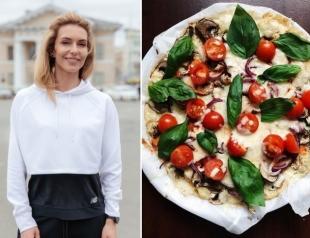 На заметку худеющим: записывайте рецепт правильной пиццы от Марины Боржемской