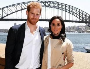 Канал CBS презентует документальный фильм о жизни Меган Маркл и принца Гарри (ВИДЕО)