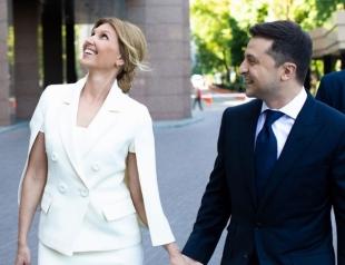 Как звезды поздравили Владимира Зеленского со вступлением в должность президента Украины