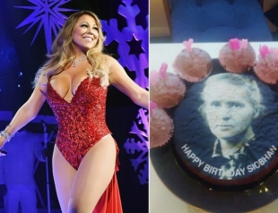ОЖИДАНИЕ vs РЕАЛЬНОСТЬ, или Почему торт для фанатки Мэрайи Кэри стал мемом недели