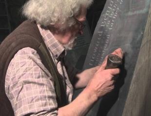 Попал в тренд: 78-летний резчик по камню из Великобритании случайно случайно стал звездой YouTube (ВИДЕО)