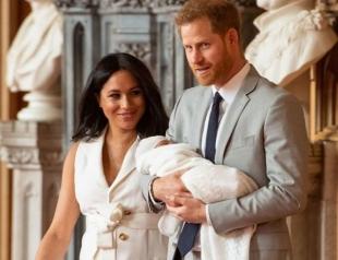 Крещение Арчи - сына Меган Маркл и принца Гарри: детали церемонии (ФОТО)