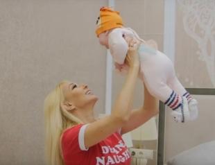 Сильное беспокойство об 11-месячной дочери: Лера Кудрявцева призналась, что не может избавиться от психоза (ФОТО)