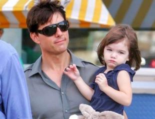 Почему Том Круз не общается с дочерью Сури: названа истинная причина
