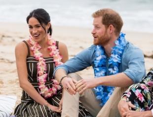 Меган Маркл и принц Гарри тайно провели отпуск на Ибице