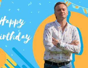 Андрею Данилевичу — 40 лет! Жизненные принципы телеведущего