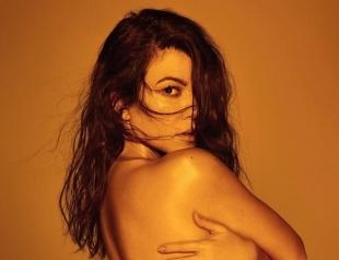 Не скрывая растяжки: Кортни Кардашьян показала фигуру в купальнике (ФОТО)