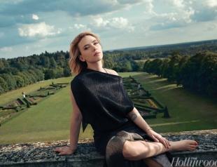 """""""Считаю себя очень непубличным человеком"""": Скарлетт Йоханссон стала главной героиней интервью"""