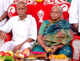 Новый рекорд: в Индии 73-летняя женщина родила двойню