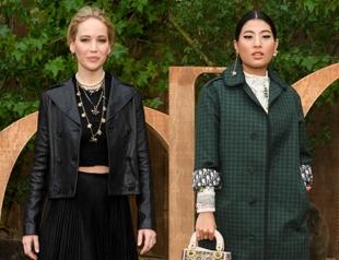 Моника Беллуччи, Дженнифер Лоуренс, Елена Перминова и многие другие на показе Dior: обзор нарядов звездных гостей