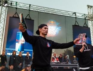 Red Bull Dance Your Style: в Киеве прошел чемпионат мира по уличным танцам (ФОТО)