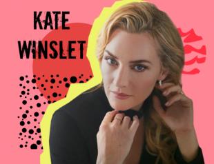 Кейт Уинслет исполнилось 44: жизненные принципы голливудской актрисы