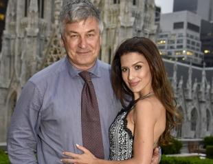 61-летний Алек Болдуин и его беременная жена сообщили пол будущего ребенка
