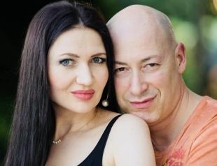 Журналист и телеведущий Дмитрий Гордон стал отцом в седьмой раз