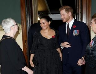 Королевская семья в Альберт-Холле: первый общий выход герцогов Кембриджских и Сассекских за 4 месяца (ФОТО)