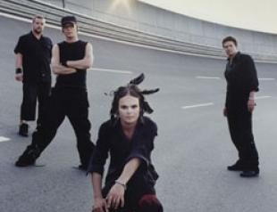 Афиша: Концерт группы THE RASMUS
