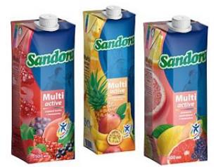 Выиграй годовой запас энергии от ТМ «Сандора Мультиактив»!