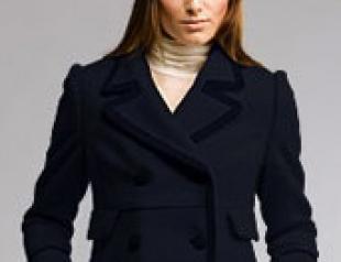 Самые элегантные пальто сезона: Как звучит классика в 2007-м году