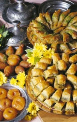 Блюда турецкой кухни для вашей домашней кулинарной коллекции