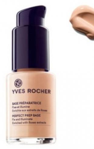 База под макияж YVES ROCHER Perfect primer