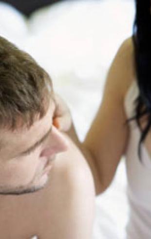 Причины, по которым он не хочет секса