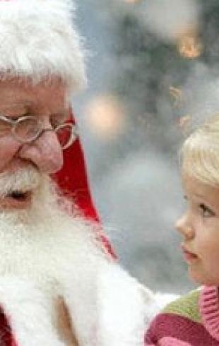 Дети будут искать Деда Мороза по Киеву