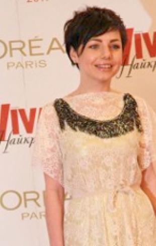 Наталья Гордиенко на шоу «VIVA! Самые красивые»