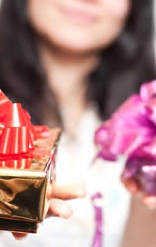Подарки сотрудницам на 8 Марта