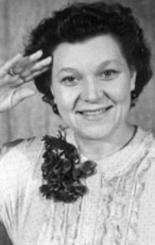 Этот День Победы: великая Клавдия Шульженко