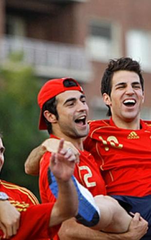 Знакомимся с командами-участницами Евро: Испания