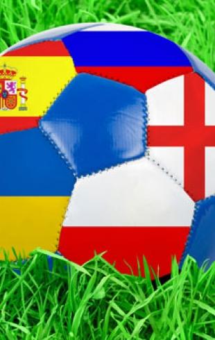 Телепрограммы о Евро-2012 на 20 июня
