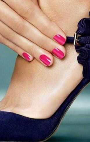Как подобрать цвет педикюра под оттенок обуви?