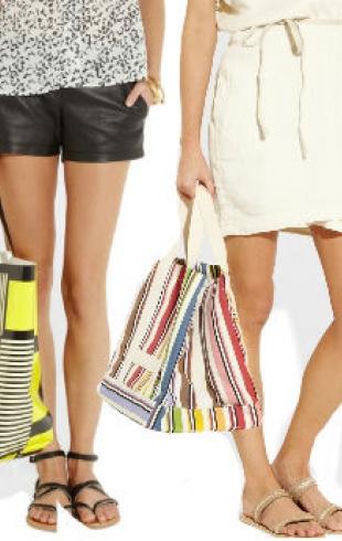 Как выбрать пляжную сумку?