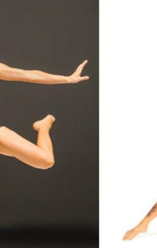 Топ 6 упражнений для соблазнительных форм. Фото