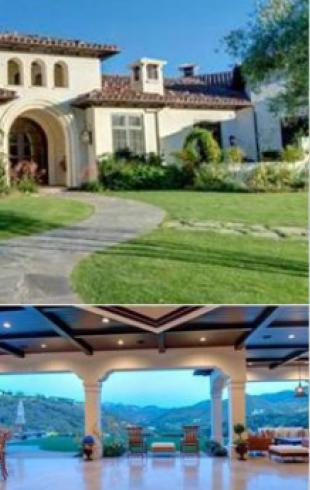 Бритни Спирс купила шикарный особняк в Лос-Анджелесе. Фото
