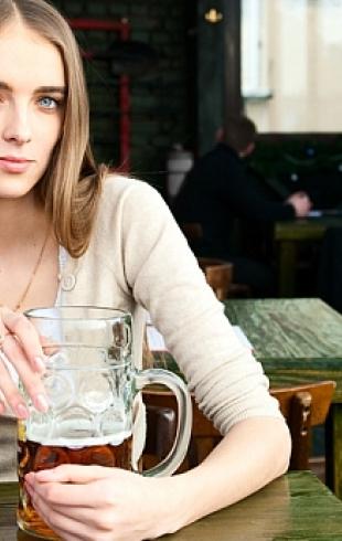 Пиво лечит насморк