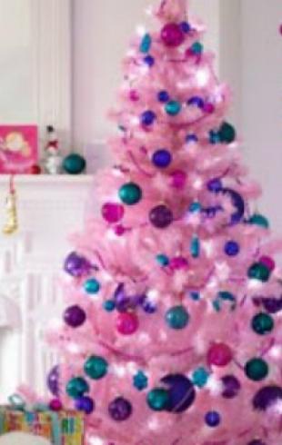 Топ 20 новогодних идей для декора детской комнаты.  Фото