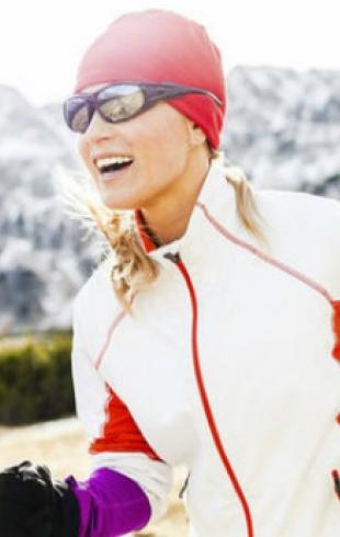 Бег зимой: что нужно знать?