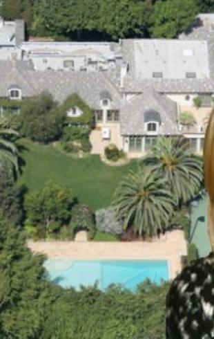 Мадонна продает особняк в Беверли-Хиллз. Фото