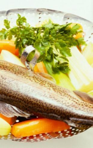 Как правильно разделывать рыбу?