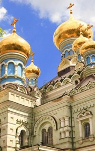 Троица 2013: традиции православия