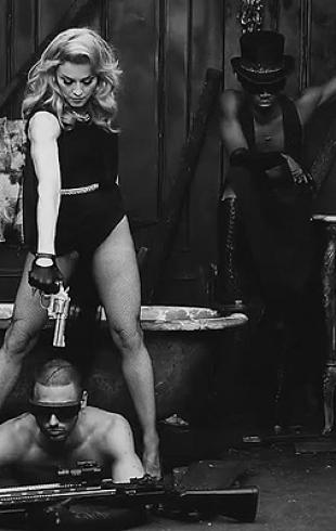 Вышел первый трейлер секретного проекта Мадонны
