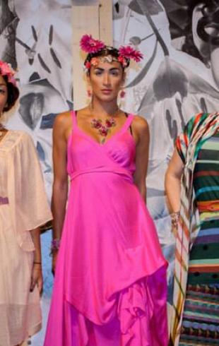 Платья от Olena Dats` подкорили Париж