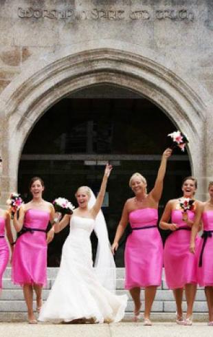 Как определить концепцию свадьбы